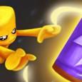 Fast paced platform game to test your reactions.  Enjoy beautiful graphics and a nicely composed soundtrack. Gameplay: You control a little person called Mr i.  He's a pretty cool yellow...