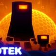 Destroy the enemy robots in this territorial strategy game and try your luck with the fruit machine spinners. Gameplay: This is a slot machine combined with a tactic game where...