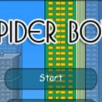 Short and addictive mini game where you web-sling across the skyscrapers of New York City. Gameplay: You control spider boy and your aim is to travel as far as possible. ...