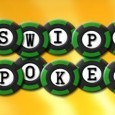 Bejeweled-like gameplay combined with five card trick Poker hands. Gameplay: There's a randomly assorted grid of playing cards and you try to select the best set of five card hands. ...