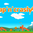 Tap 'n' crash – a lovely little addictive and yet frustrating jumping game for your Android mobile.  This is a compelling instant action leaping game which will test your skill...