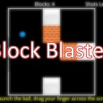 Block Blaster: smash all the blocks and springs in this Breakout style puzzle game.  Enjoy some old school visuals combined with an ingenious twist that makes this an interesting puzzle...
