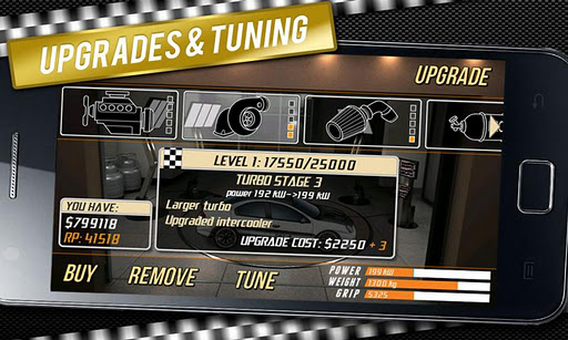 Drag Racing Upgrade Tips | Android Games Review