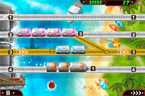 Train Conductor 2 (by the Voxel Agents) on your Android