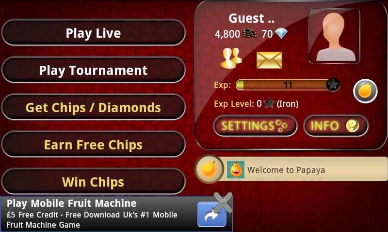 Hack blackjack online