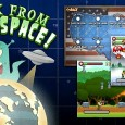 Attack from Outer Space!:  Code RED!  Mars has attacked and the destiny of our planet lies in your hands! You may have seen or heard about this game on the...