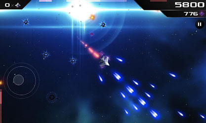 scawar space combat review android games review