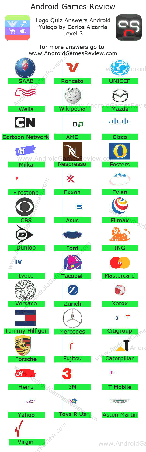 Image Gallery logo answers for android