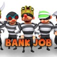 Bank Job: Help Paulie escape the most secure bank in the world! Ever feel like the banks are robbing us of all our cash?  No problem!  The developers at Screwtape...