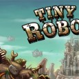 Tiny Robots: Test your tilting precision in this massively entertaining fixed screen shooter. Greedy alien robots have invaded your home planet trying to take away the seeds of life. It's your task...