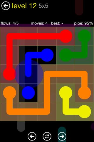 Flow Free Android Games Review Android Games Review - Game flow summary