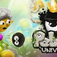 Pebble Universe: Physics based puzzler with a difference Life is sweet for a pebble. They bask in the sun of the flower beds, farming the beautiful floral plants in peace...
