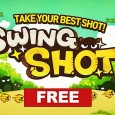 Swing shot: Super entertaining and highly addictive projectile throwing fun. Another 2D projectile throwing game has once again graced the top end of the Android download charts but surprisingly it's...