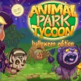 Animal Park Tycoon: Create a haunted zoo for Halloween! Tycoon is in the game name so clearly this is a business/entrepreneur game and this time it's based on a Zoo. ...