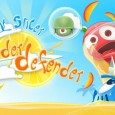 "Blender Defender: Putting a New Spin on ""A Healthy Lifestyle"" Against the backdrop of garish tropical locations, you seek to make the freshest and most tropical juice of all. And..."