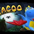 Dracoo the Dragon: Use your super handling powers to guide Dracoo to freedom!  Ever seen a dragon in superman colors? … no?… well now you can if you play Dracoo...