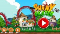 Bunny Skater: Ehh…what's up Doc? As bunnies often do, negotiate your way through levels of platforms, cacti, improbable railings and indifferently aggressive animals with your skateboard and limited repertoire of...