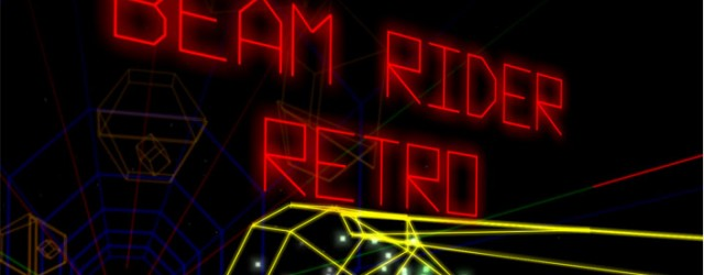 Beam Rider Retro:  I love old school games and I just can't get enough of them.  Now I've come across one title which reminds me of the 1980s Star Wars...